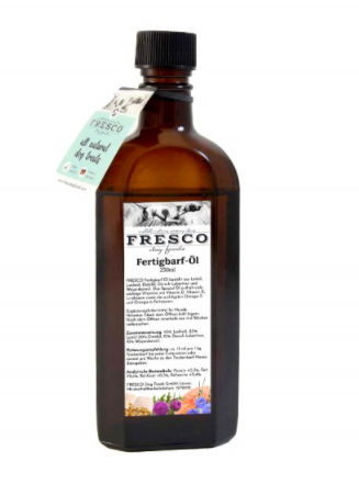 Fresco Dog Fertigbarf Öl 500 ml